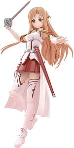 Sword Art Online Plastic Model Kit: Asuna