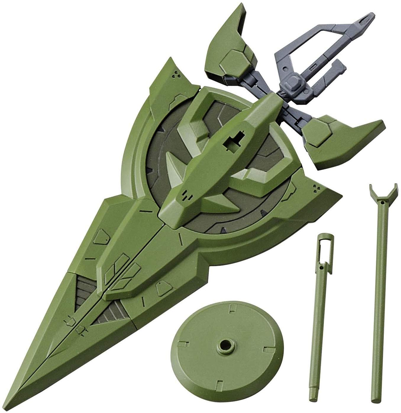 Gundam High Grade Build Divers: R 1/144 Scale Model Kit: #012 Mass-Produced Zeonic Sword