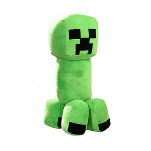 "Minecraft Plush Creeper (19"")"