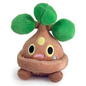 "Pokemon Plush Bonsly (12"")"