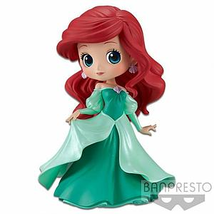 Q posket Disney Characters: Ariel Princess Dress (Green) (ver. A)