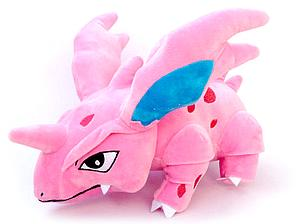 "Pokemon Plush Nidorino (12"")"