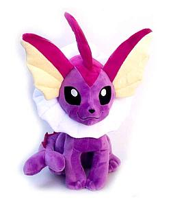 "Pokemon Plush 12"" Shiny Vaporeon"