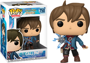 Pop! Animation The Dragon Prince Vinyl Figure Callum #750