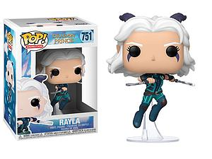 Pop! Animation The Dragon Prince Vinyl Figure Rayla #751