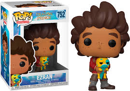 Pop! Animation The Dragon Prince Vinyl Figure Ezran #752