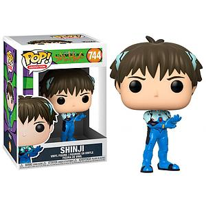 Pop! Animation Evangelion Vinyl Figure Shinji Ikari