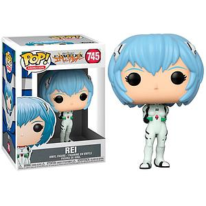 Pop! Animation Evangelion Vinyl Figure Rei Ayanami
