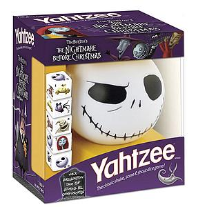 Yahtzee: Nightmare Before Christmas