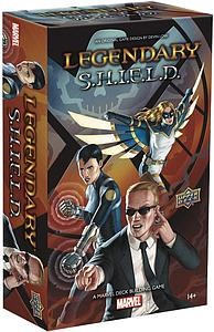 Legendary: A Marvel Deck Building Game - S.H.I.E.L.D.
