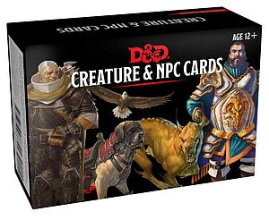 Dungeons & Dragons: Creature & NPC Cards