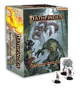 Pathfinder: Bestiary Pawn Box (Second Edition)