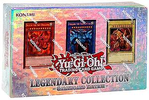 YuGiOh Trading Card Game Legendary Collection Gameboard Edition