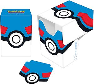 Pokemon Deck Box: Great Ball