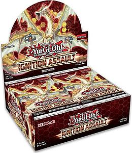 YuGiOh Trading Card Game Pack: Ignition Assault Booster Box