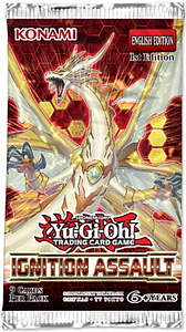 YuGiOh Trading Card Game Pack: Ignition Assault Booster Pack