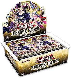 YuGiOh Trading Card Game: Legendary Duelists - Magical Hero Booster Box