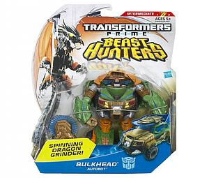 Transformers Prime Beast Hunters Deluxe Class: Bulkhead (Canadian Packaging)