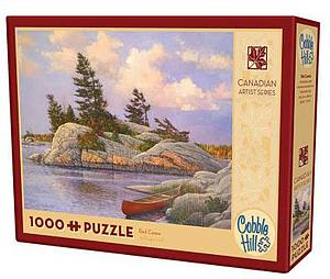 Puzzle: Red Canoe