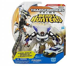Transformers Prime Beast Hunters Deluxe Class: Prowl (Canadian Packaging)