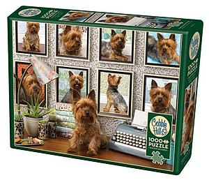 Puzzle: Yorkies Are My Type