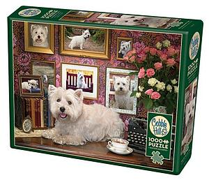 Puzzle: Westies Are My Type