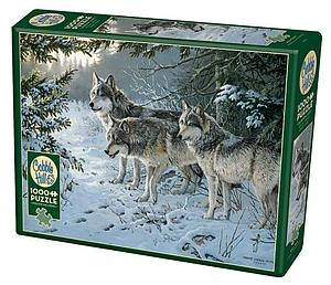 Puzzle: Wolf Trail