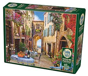 Puzzle: French Village