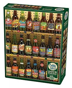 Puzzle: Beer Collection