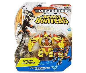 Transformers Prime Beast Hunters Deluxe Class: Vertebreak (Canadian Packaging)