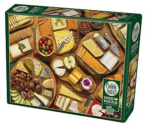 Puzzle: More Cheese Please