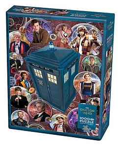Puzzle: Doctor Who: The Doctors (80226)