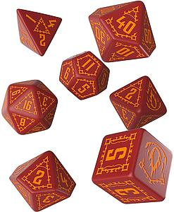 Pathfinder 7-Dice Set: Age of Ashes