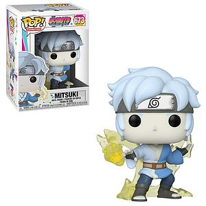 Pop! Animation Boruto Naruto Next Generations Vinyl Figure Mitsuki #673
