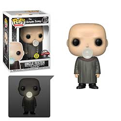 Pop! Movies The Addams Family Vinyl Figure Uncle Fester #817 Special Edition