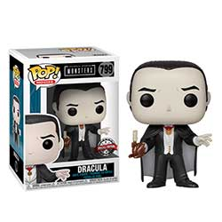 Pop! Movies Universal Studios Monsters Vinyl Figure Dracula #799 Special Edition