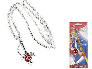 Sailor Moon D Necklace