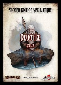 Pathfinder Roleplaying Game: Spell Cards Second Edition - Devotee Spells