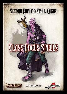 Pathfinder Roleplaying Game: Spell Cards - Class Focus Spells