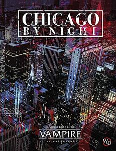 Vampire: The Masquerade - Chicago by Night