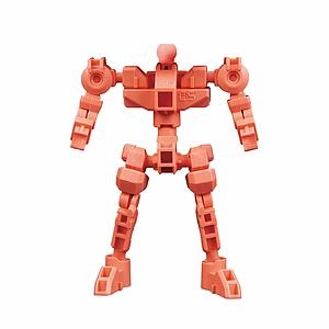 Gundam SD Gundam Cross Silhouette Model Kit: Frame (Red)