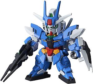 Gundam SD Gundam Cross Silhouette Model Kit: #15 Earthree Gundam