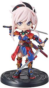 Fate Grand Order Petitrits Model Kit: #05 Miyamoto Musashi