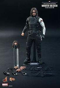 Marvel Captain America: Winter Soldier (2014) 1/6 Scale Figure Winter Soldier