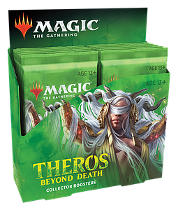 Magic the Gathering: Theros Beyond Death Collector Boosters Box