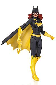 DC Direct The New 52 Justice League 6 Inch Batgirl