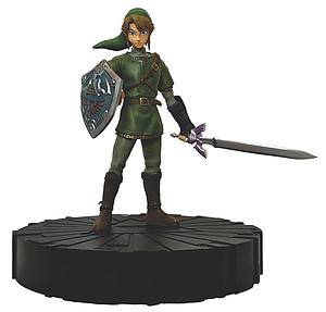 "Legend of Zelda: Twilight Princess 10"" Statue Figure - Link"