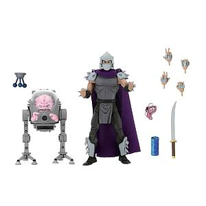 Teenage Mutant Ninja Turtles: Shredder & Krang