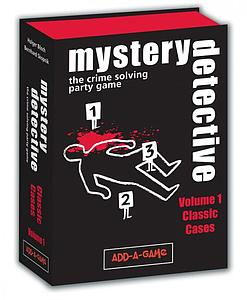 Mystery Detective Volume 1: Classic Cases