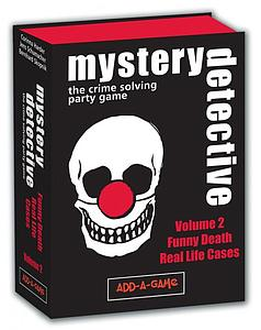 Mystery Detective Volume 2: Funny Death Real Life Cases